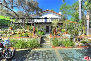 Photo of 2365 OLD TOPANGA CANYON Road, Topanga, CA 90290 (MLS # 19437144)