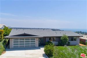Photo of 647 ENCHANTED Way, Pacific Palisades, CA 90272 (MLS # 19496154)