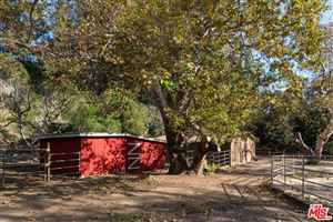 Photo of 6038 RAMIREZ CANYON Road, Malibu, CA 90265 (MLS # 19453160)