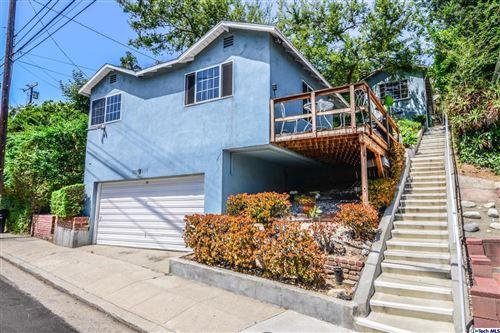 Photo of 2107 APEX Avenue, Silver Lake , CA 90039 (MLS # 319003168)
