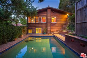 Photo of 8420 LOOKOUT MOUNTAIN Avenue, Los Angeles , CA 90046 (MLS # 19506180)