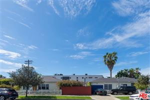 Photo of 1048 GRANT Street, Santa Monica, CA 90405 (MLS # 19446184)