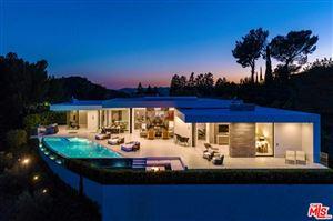 Photo of 2200 SUMMITRIDGE Drive, Beverly Hills, CA 90210 (MLS # 19467186)
