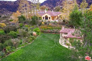 Photo of 1350 COUNTRY RANCH Road, Westlake Village, CA 91361 (MLS # 19495188)