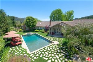 Photo of 17620 CAMINO DE YATASTO, Pacific Palisades, CA 90272 (MLS # 19488194)