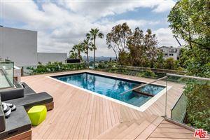 Photo of 1367 LAUREL Way, Beverly Hills, CA 90210 (MLS # 19486208)