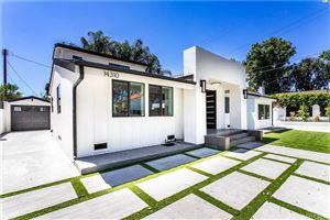 Photo of 14310 WEDDINGTON Street, Sherman Oaks, CA 91401 (MLS # SR19196209)