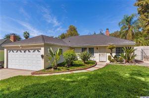 Photo of 3303 ALICIA Avenue, Altadena, CA 91001 (MLS # 318004232)
