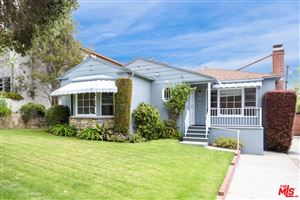Photo of 1222 OAK Street, Santa Monica, CA 90405 (MLS # 19461238)
