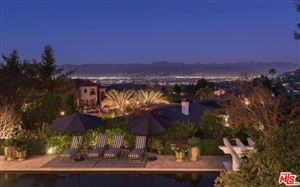 Photo of 12007 CREST Court, Beverly Hills, CA 90210 (MLS # 19455268)