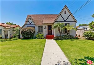 Photo of 1020 HARVARD Street, Santa Monica, CA 90403 (MLS # 19481270)