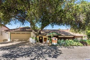 Photo of 3480 LINDA VISTA Road, Glendale, CA 91206 (MLS # 319001301)