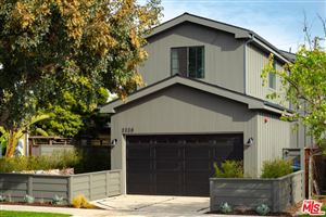 Photo of 1118 MARCO Place, Venice, CA 90291 (MLS # 19459318)