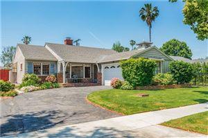 Photo of 5813 GOODLAND Avenue, Valley Village, CA 91607 (MLS # SR19092335)