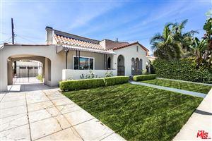 Photo of 585 North BRONSON Avenue, Los Angeles , CA 90004 (MLS # 19503336)