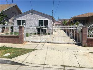Photo of 4153 West 106TH Street, Inglewood, CA 90304 (MLS # SR19144336)