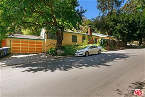 Photo of 2429 OUTPOST Drive, Los Angeles , CA 90068 (MLS # 19446348)