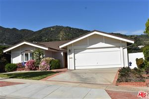 Photo of 3640 SURFWOOD Road, Pacific Palisades, CA 90265 (MLS # 19454366)
