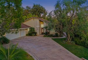 Photo of 1846 CALLE BORREGO, Thousand Oaks, CA 91360 (MLS # 219010366)