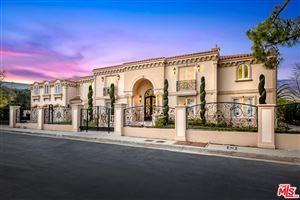 Photo of 12063 CREST Court, Beverly Hills, CA 90210 (MLS # 19447368)