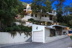 Photo of 9807 PORTOLA Drive, Beverly Hills, CA 90210 (MLS # 319001373)