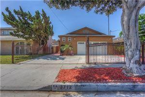 Photo of 3712 West 111TH Street, Inglewood, CA 90303 (MLS # SR19127396)