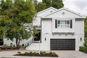 Photo of 5067 SAN FELICIANO Drive, Woodland Hills, CA 91364 (MLS # SR19132397)