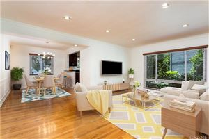 Photo of 1204 N CRESCENT HEIGHTS #5, West Hollywood, CA 90069 (MLS # SR19190403)