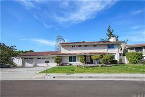 Photo of 24411 CLIPSTONE Street, Woodland Hills, CA 91367 (MLS # SR19075423)