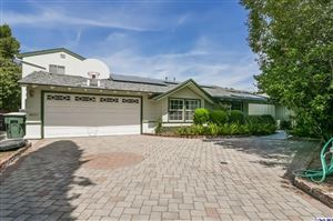 Photo of 1462 BELLEAU Road, Glendale, CA 91206 (MLS # 319001426)