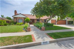 Photo of 5442 CALVIN Avenue, Tarzana, CA 91356 (MLS # SR19138468)