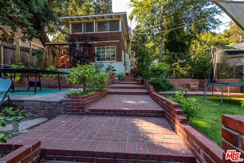 Photo of 8709 LOOKOUT MOUNTAIN Avenue, Los Angeles , CA 90046 (MLS # 19500504)