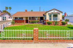 Photo of 1118 North SPARKS Street, Burbank, CA 91506 (MLS # 319002514)