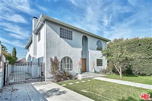 Photo of 851 South CLOVERDALE Avenue, Los Angeles , CA 90036 (MLS # 19447526)
