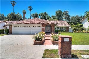 Photo of 23422 LOS ENCINOS Way, Woodland Hills, CA 91367 (MLS # SR19140529)