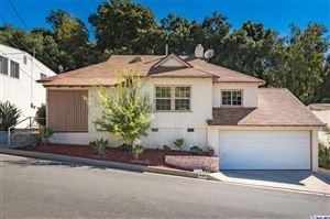 Photo of 444 DEVONSHIRE Lane, Glendale, CA 91206 (MLS # 319003554)