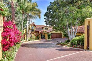 Photo of 16814 OAK VIEW Drive, Encino, CA 91436 (MLS # SR19117568)