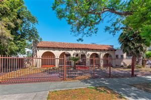 Photo of 3003 VINEYARD Avenue, Los Angeles , CA 90016 (MLS # 219011572)