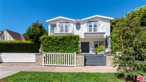 Photo of 229 19TH Street, Santa Monica, CA 90402 (MLS # 19473580)