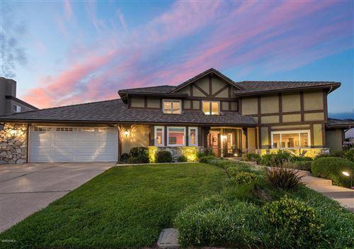 Photo of 32485 SADDLE MOUNTAIN Drive, Westlake Village, CA 91361 (MLS # 219009587)