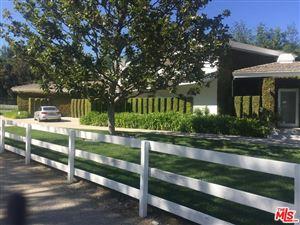 Photo of 24341 BRIDLE TRAIL Road, Hidden Hills, CA 91302 (MLS # 19455594)