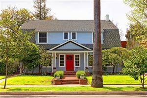 Photo of 366 MARKHAM Place, Pasadena, CA 91105 (MLS # 819001595)