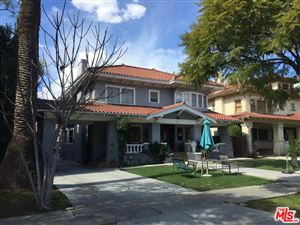 Photo of 221 South MANHATTAN Place, Los Angeles , CA 90004 (MLS # 19481598)