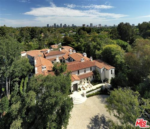 Photo of 10410 BELLAGIO Road, Los Angeles , CA 90077 (MLS # 19517602)