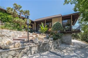 Photo of 3118 East VILLA KNOLLS Drive, Pasadena, CA 91107 (MLS # 819001606)