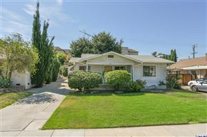 Photo of 520 MYRTLE Street, Glendale, CA 91203 (MLS # 319003612)