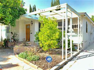 Photo of 324 North BEACHWOOD Drive, Burbank, CA 91506 (MLS # 319002618)