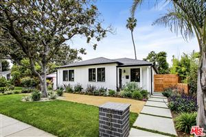 Photo of 2809 VIRGINIA Avenue, Santa Monica, CA 90404 (MLS # 19479624)