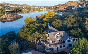 Photo of 130 LOWER LAKE Road, Westlake Village, CA 91361 (MLS # 219006625)