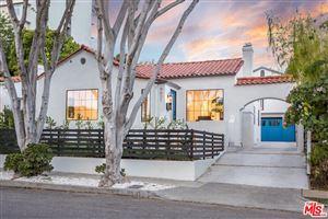 Photo of 9031 ELEVADO Street, West Hollywood, CA 90069 (MLS # 19454630)